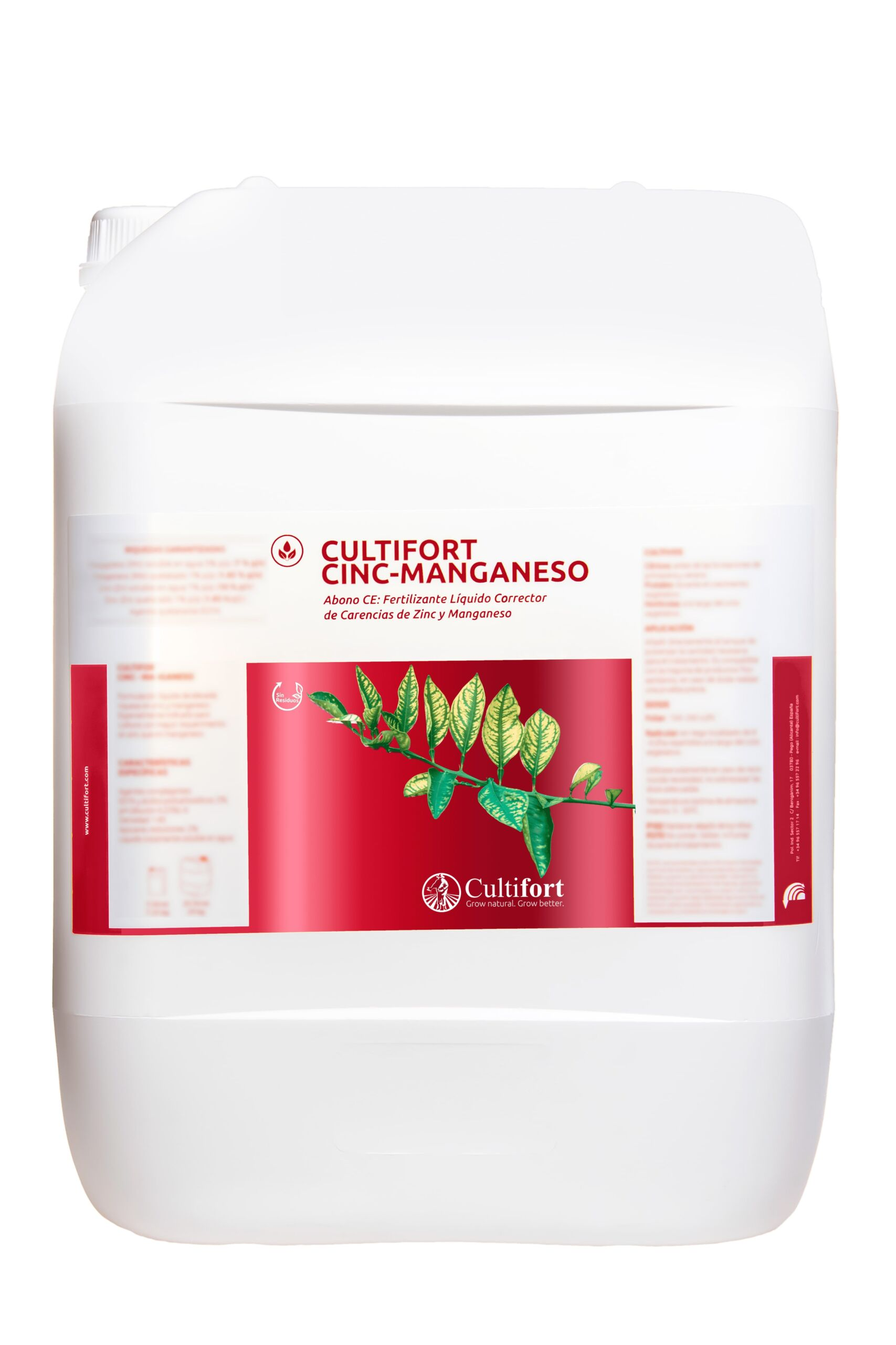 CULTIFORT CINC-MANGANESO 20l