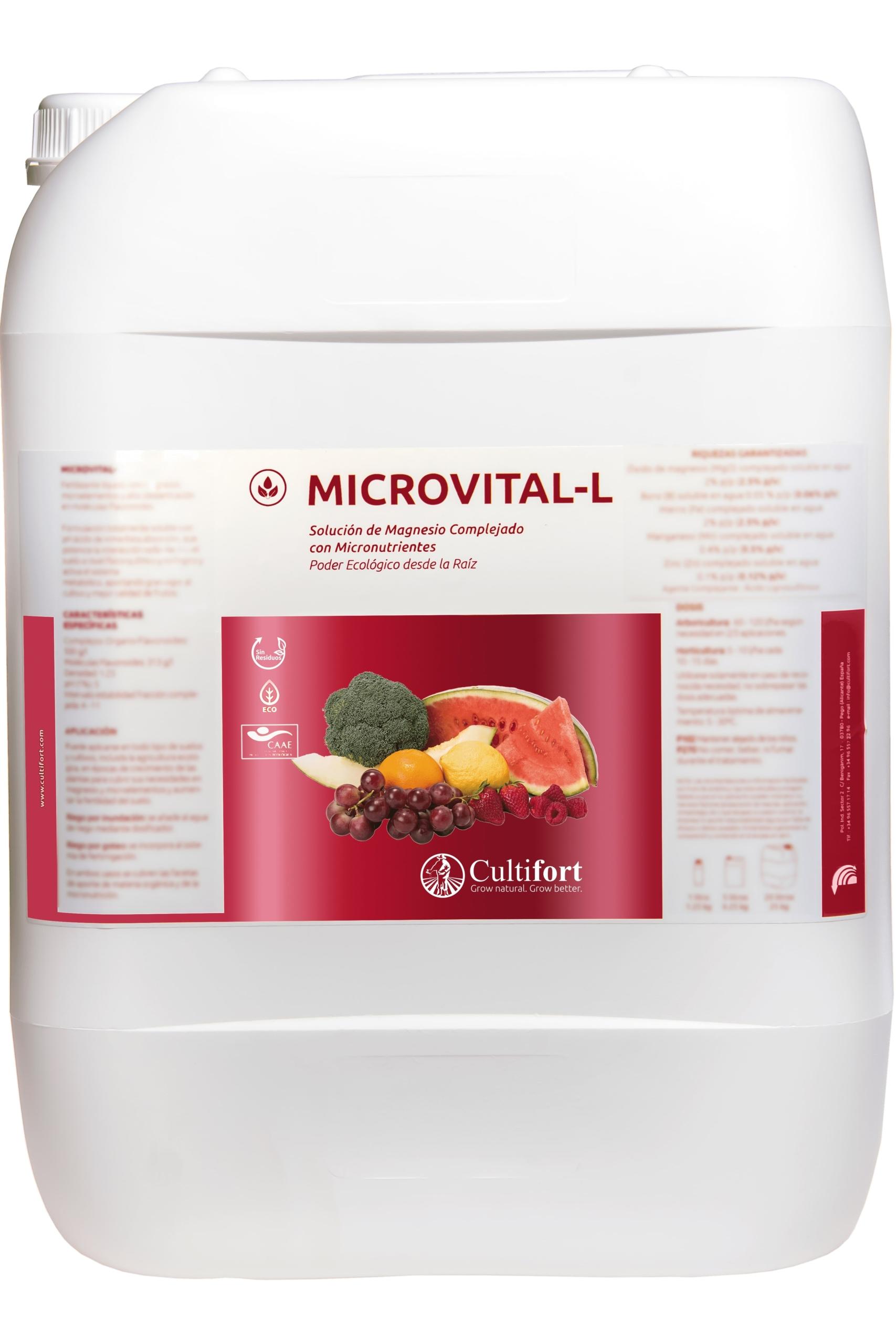 MICROVITAL - L 20l