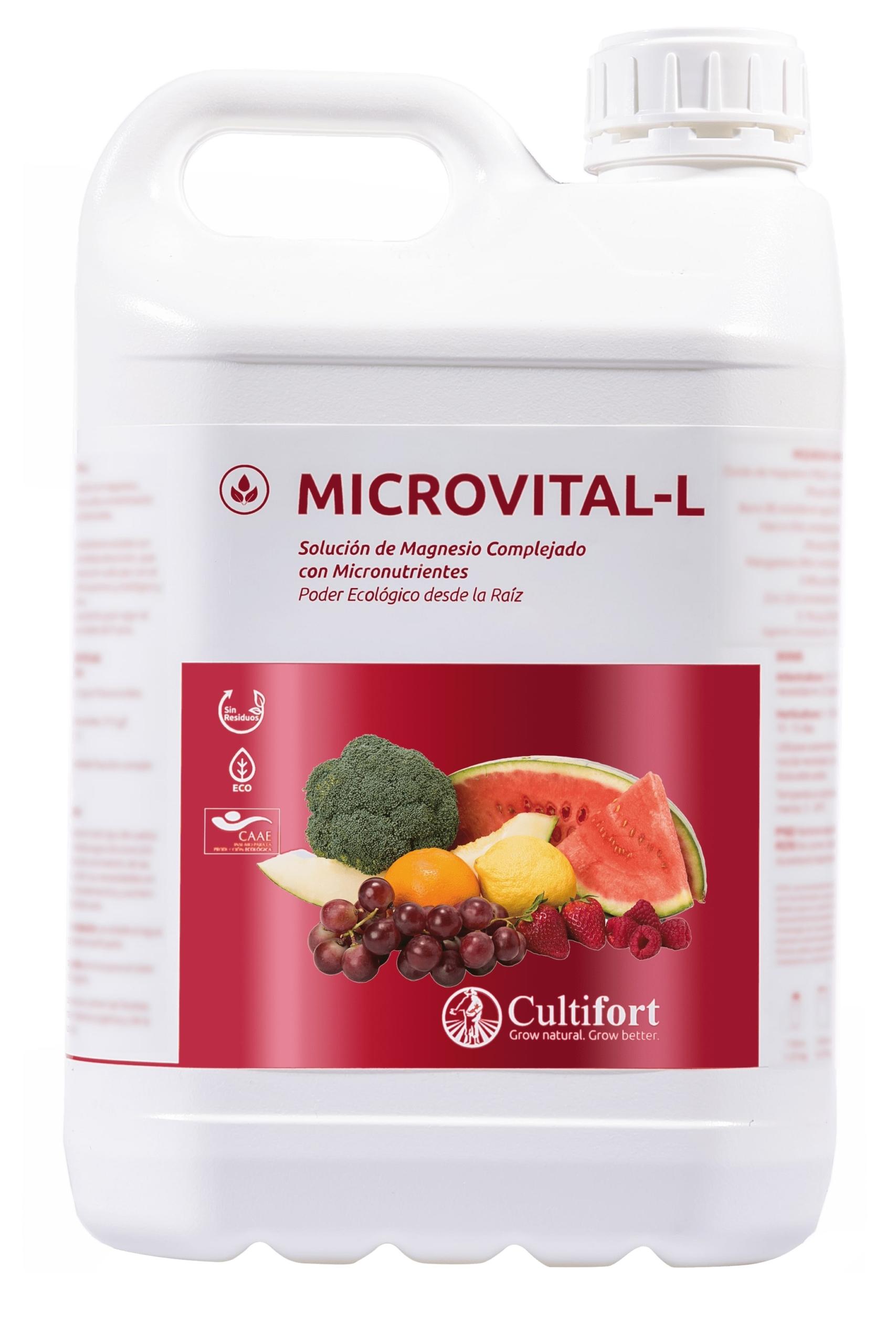 MICROVITAL - L 5l