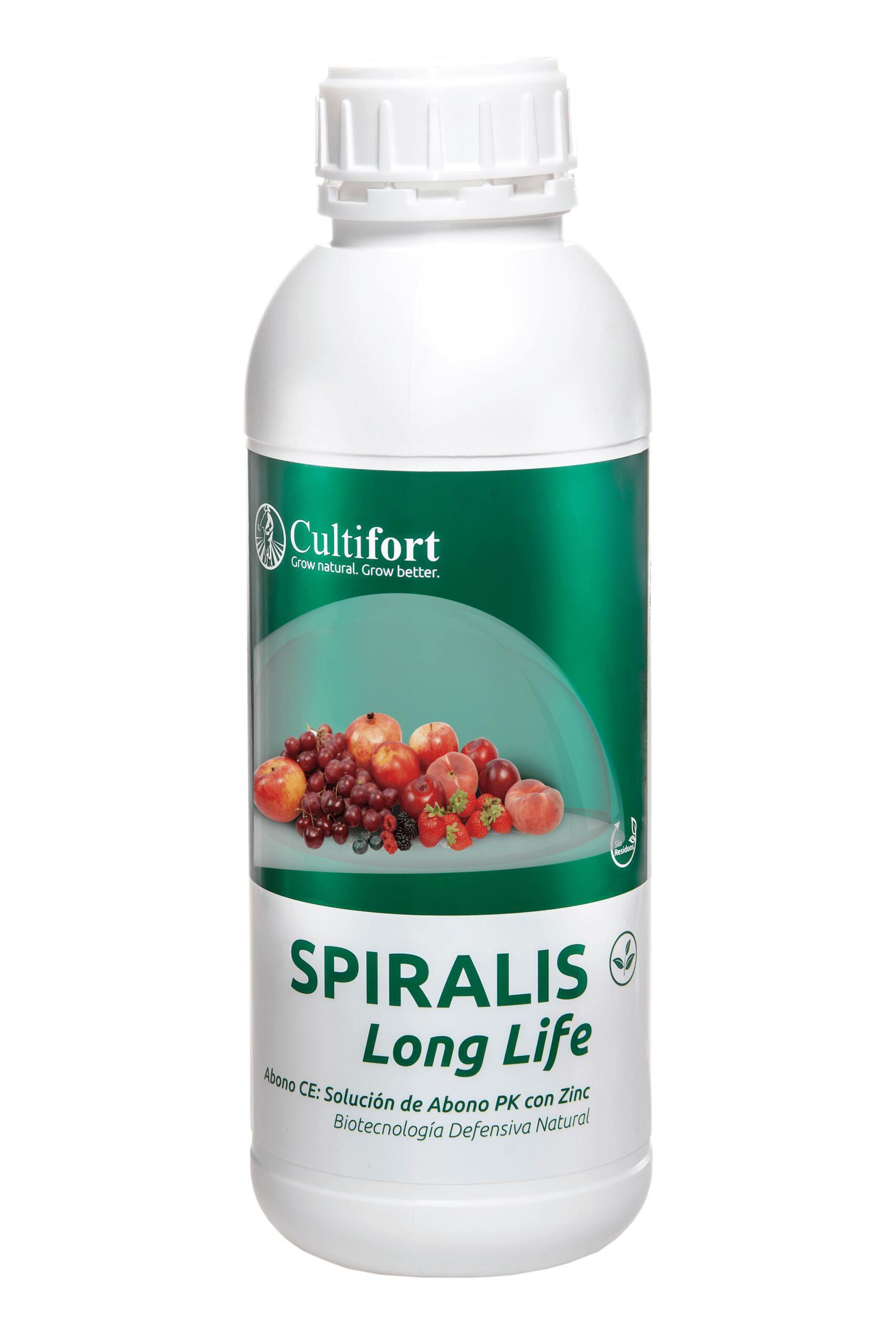 SPIRALIS LONG LIFE 1l