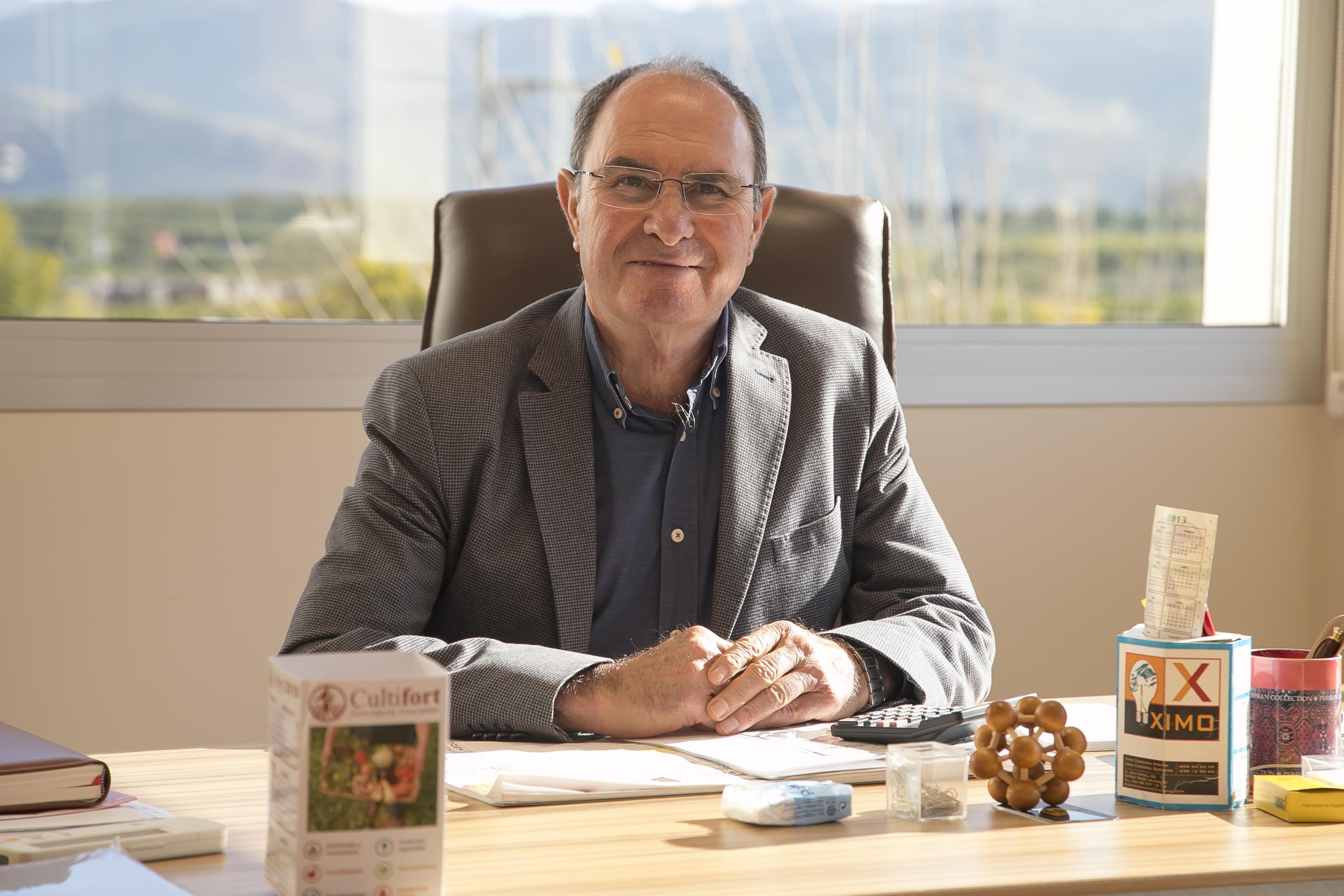 Rafael Sendra, Fundador Cultifort