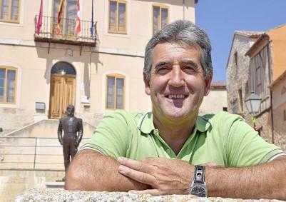 Jesús Yuste Bombín: experto en la poda de la vid