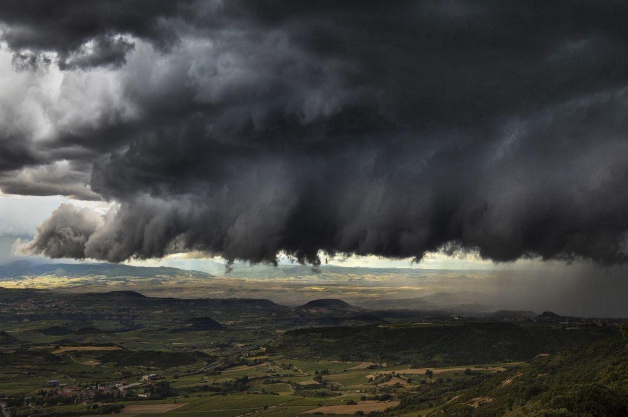 Pedrisco en la Rioja Alta