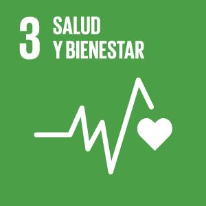 Objetivo Desarrollo Sostenible 3 - Salud y Bienestar