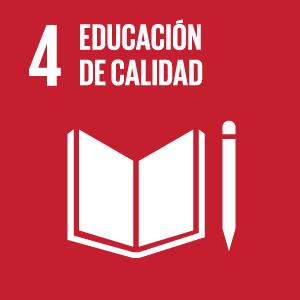 Objetivo Desarrollo Sostenible 4 - Educación de calidad