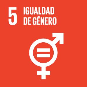 Objetivo Desarrollo Sostenible 5 - Igualdad de género