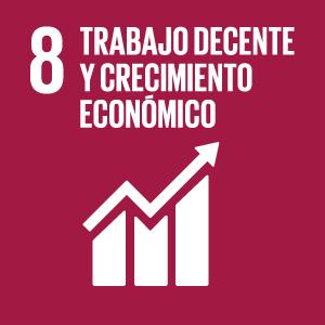 Objetivo Desarrollo Sostenible 8 - Trabajo decente y crecimiento económico