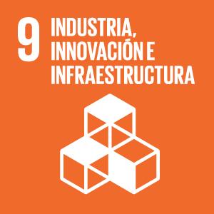 Objetivo Desarrollo Sostenible 9 - Industria, innovación e infraestructura
