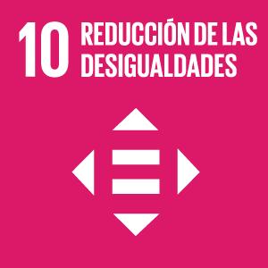 Objetivo Desarrollo Sostenible 10 - Reducción de las desigualdades
