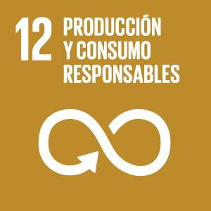 Objetivo Desarrollo Sostenible 12 Producción y consumo responsables