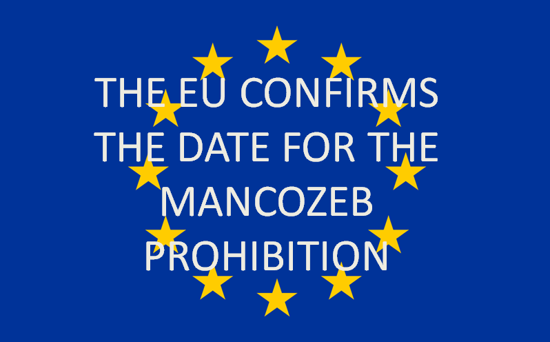 Prohibición Mancozeb